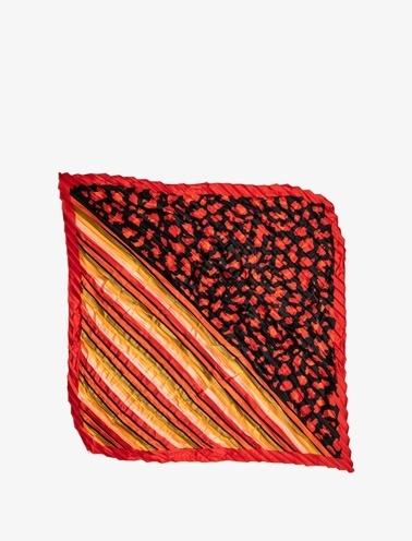 Koton Desenli Şal Kırmızı
